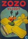 Bandes dessinées - Zozo - Zozo vliegt