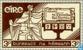 Timbres-poste - Irlande - Constitution 21 années
