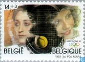 Postzegels - België [BEL] - Olympische Spelen