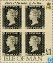 150 jaar postzegeljubileum