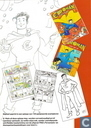 Comics - Euroman - Euroman lost het op