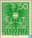 Postzegels - Oostenrijk [AUT] - Wapen