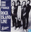 Vinyl records and CDs - Rock Island Line - Choo Choo Ch'Boogie