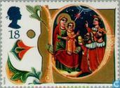 Timbres-poste - Grande-Bretagne [GBR] - Noël