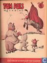 Strips - Bas en van der Pluim - 1947/48 nummer 39