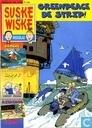 Strips - Suske en Wiske weekblad (tijdschrift) - 1997 nummer  19