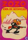 Strips - Zozo - Koning der sneeuwvelden