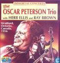 Disques vinyl et CD - Brown, Ray - The Oscar Peterson Trio Stratford Ontario Canada 1956