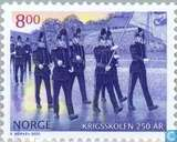 Postage Stamps - Norway - Military Academy