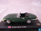 Modelauto's  - Del Prado - Jaguar E-type
