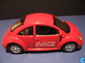 Volkswagen New Beetle 'Coca Cola'