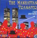 Platen en CD's - Manhattan Transfer - Four Brothers