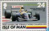 Timbres-poste - Man - Mansell, Nigel