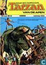 Strips - Tarzan - De leeuw van Cathne