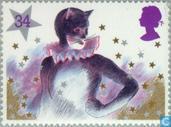 Postzegels - Groot-Brittannië [GBR] - Kerstpantomime