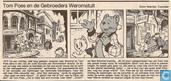 Strips - Bommel en Tom Poes - Tom Poes en de Gebroeders Weromstuit