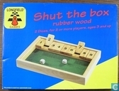 Spellen - Shut the box - Shut the box