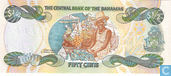 Bankbiljetten - 2000 Central Bank Act; 2001 Series - Bahama's 50 Cents 2001