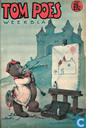 Strips - Bas en van der Pluim - 1947/48 nummer 30
