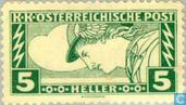 Postage Stamps - Austria [AUT] - Mercury