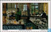 Briefmarken - Schweden [SWE] -  Alfred Nobel