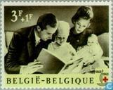 Postage Stamps - Belgium [BEL] - Centenary International Red Cross