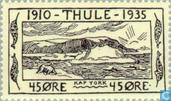 Briefmarken - Thule - Black 25