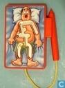 Brettspiele - Dokter Bibber - Dokter Bibber McDonalds Happy Meal