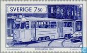 Postzegels - Zweden [SWE] - Trams