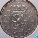 Münzen - Niederlande - Niederlande 2½ Gulden 1966