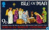 Postage Stamps - Man - Int. Year of the Disabled