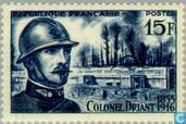 Postage Stamps - France [FRA] - Colonel Driant