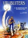 Bandes dessinées - Mâchefer - De woestijn van de skeletten