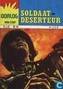 Strips - Oorlog - Soldaat-deserteur