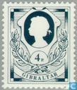 Briefmarken - Gibraltar - Königin Elisabeth II.