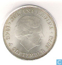 Coins - the Netherlands - Netherlands 10 gulden 1973