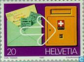 Postage Stamps - Switzerland [CHE] - POST OFFICE