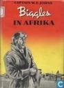 Books - Biggles - Biggles in Afrika
