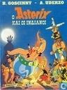 Bandes dessinées - Astérix - Kai oi indianoi