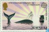 Postage Stamps - Jersey - Europe – Folklore