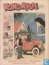 Bandes dessinées - Kong Kylie (tijdschrift) (Deens) - 1951 nummer 46