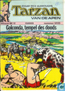 Comic Books - Tarzan of the Apes - Golconda, tempel des doods