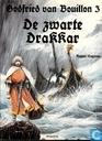 Comics - Godfried van  Bouillon - De zwarte drakkar