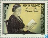 Postzegels - Oostenrijk [AUT] - Europa - Beroemde vrouwen