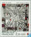 Briefmarken - Frankreich [FRA] - Glasfenster