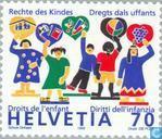 Postzegels - Zwitserland [CHE] - Rechten van het Kind