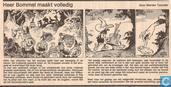 Comic Books - Bumble and Tom Puss - Heer Bommel maakt volledig