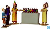 La scène de l'autel
