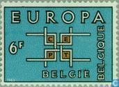 Timbres-poste - Belgique [BEL] - Europe – C.E.P.T.