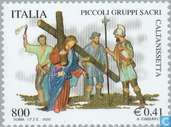 Timbres-poste - Italie [ITA] - Piccoli Gruppi Sacri